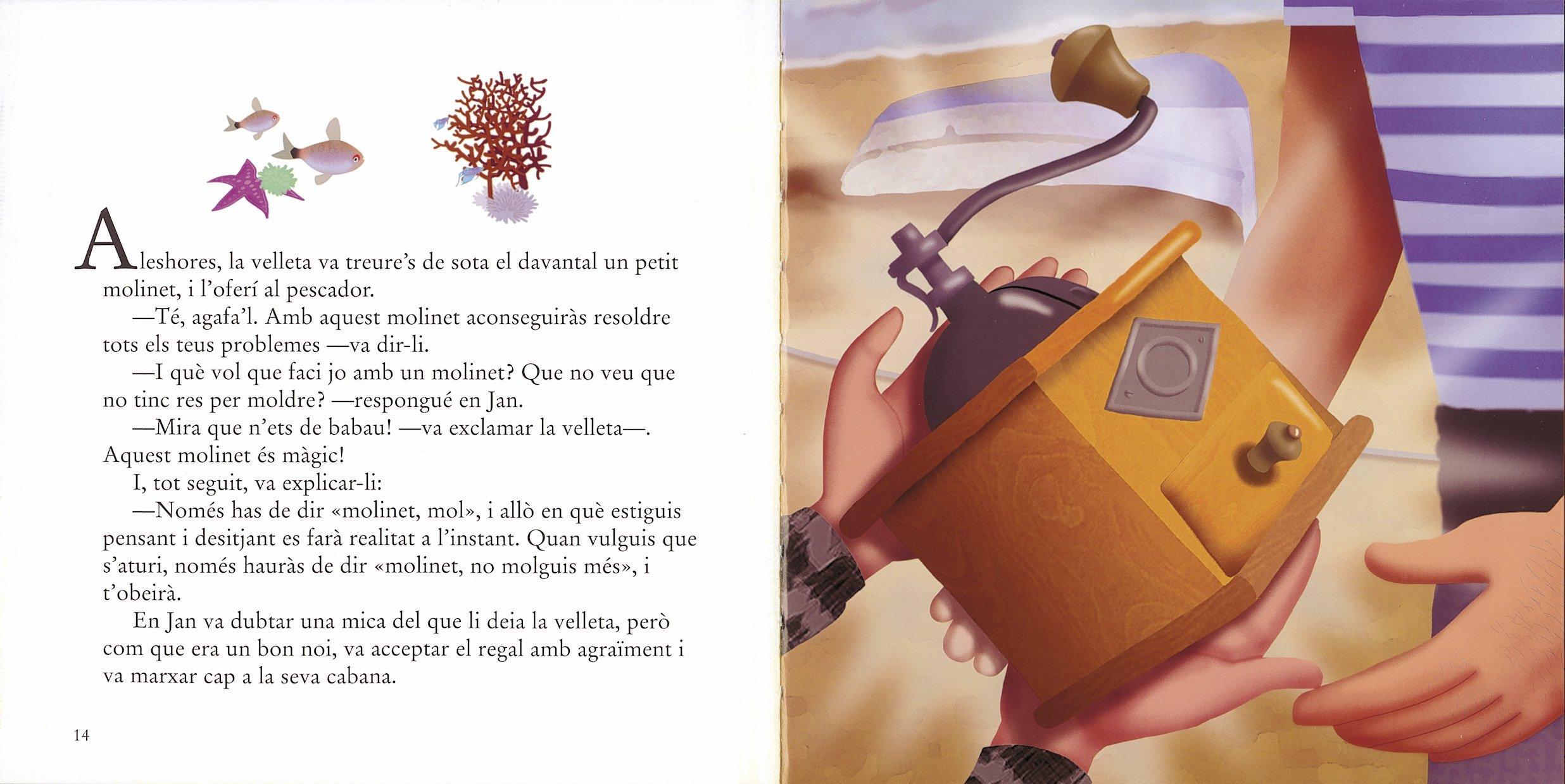El Molinet De Sal (Rondallari): Amazon.es: Susaeta, Equip, Marcos ...