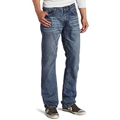 Big Star Men's Division Slim Straight Leg Jean in 17 Year Ascent at Men's Clothing store