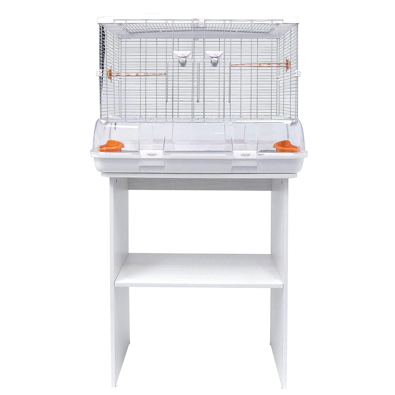 Vision Support pour Cage à Oiseaux Grande, L Hagen 83277