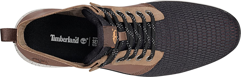 Timberland Men's Killington L/F Chukka Walking Shoe Scarab Brindle/Olive