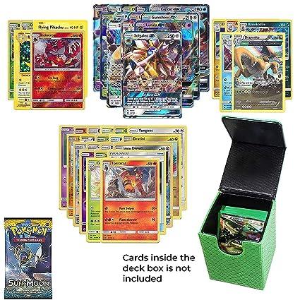 Amazon.com: Pokemon GX garantizado con paquete de recuerdo ...