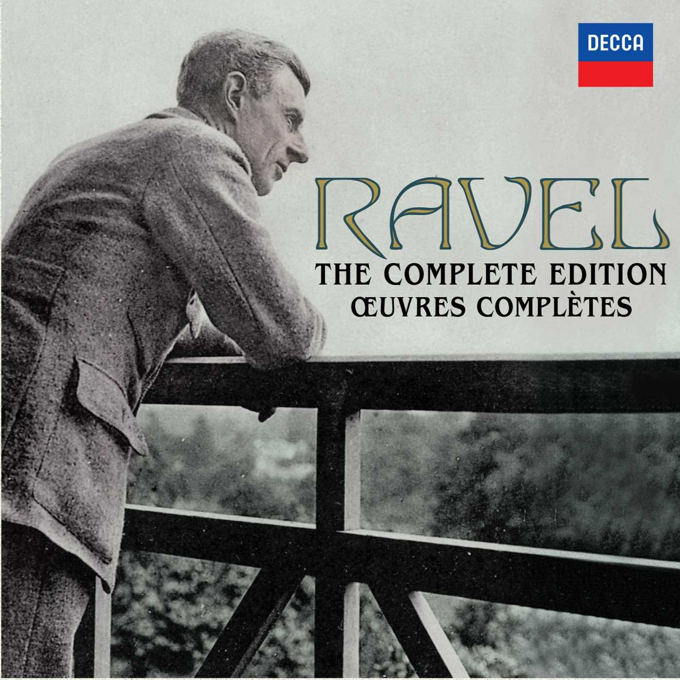 Ravel The Complete Edition Martha Argerich Cecilia Bartoli