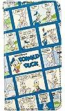 サンクレスト iDress iPhone7/6s/6 4.7インチ 対応 ディズニー コミック柄ダイアリーカバー 手帳型ケース ドナルド&デイジー iP7-DN06