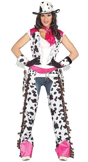 Guirca Disfraz adulta cowgirl rodeo Talla 42-44 80829.0  Amazon.es ... 75657d8e67b