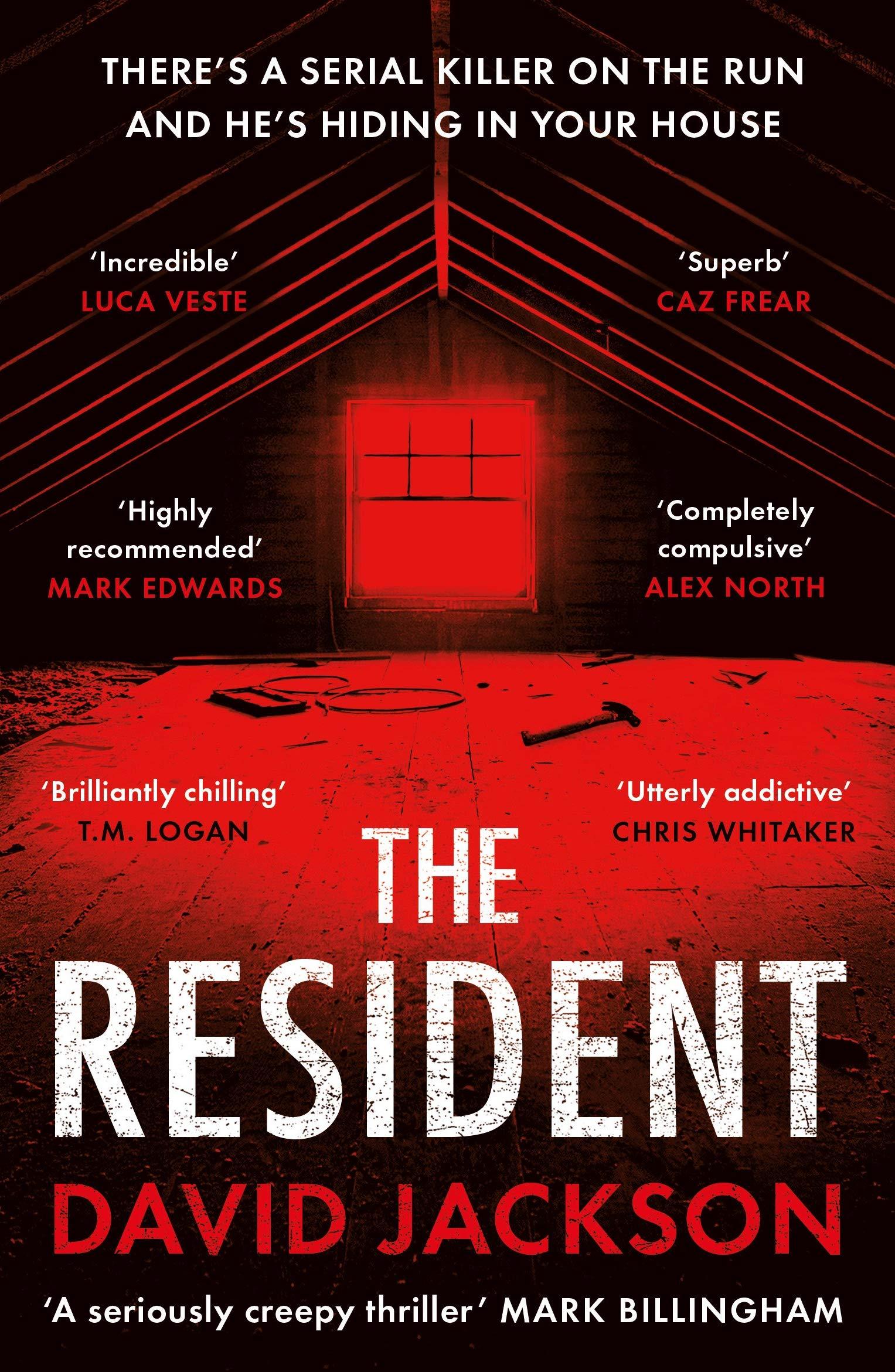 The Resident: Amazon.co.uk: Jackson, David: 9781788164368: Books