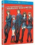 The Disappearance of Haruhi Suzumiya: The Movie [Blu-ray + DVD]