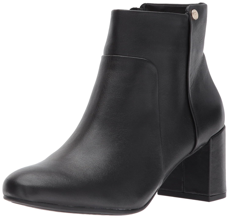 Taryn Rose Women's Camille Silky Cow Fashion Boot B071WXZLBX 10 M Medium US Black