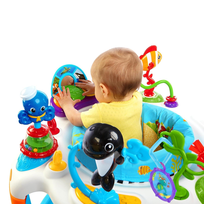 Baby einstein exersaucer instruction manual