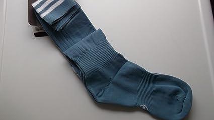 Adidas FEF H GK Fútbol – Calcetines de Color Azul Claro – Talla 37 – 39
