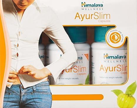 Himalaya Wellness Ayurslim Capsules Weight Management 180 Capsules