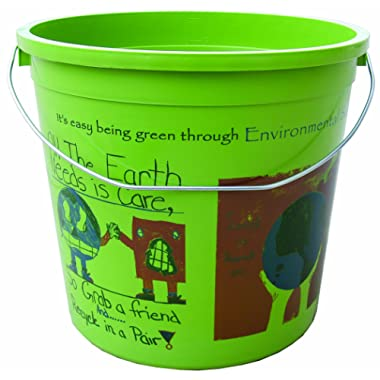 EcoSmart 20320ECO 10-Quart Paint Pail with Wire Handle