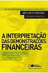 A INTERPRETAÇÃO DAS DEMONSTRAÇÕES FINANCEIRAS eBook Kindle
