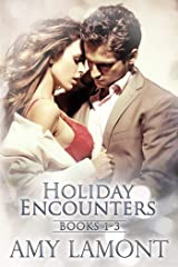 Holiday Encounters Books 1-3 (The Holiday Encounters Series): New Adult Holiday Romance Kindle Edition