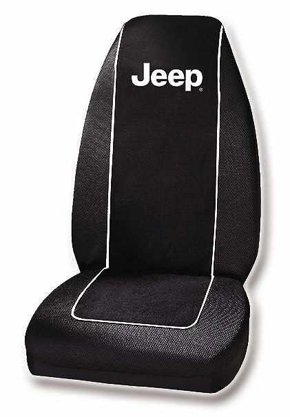 Amazon.com: Jeep Logo Universal Seat Cover: Automotive