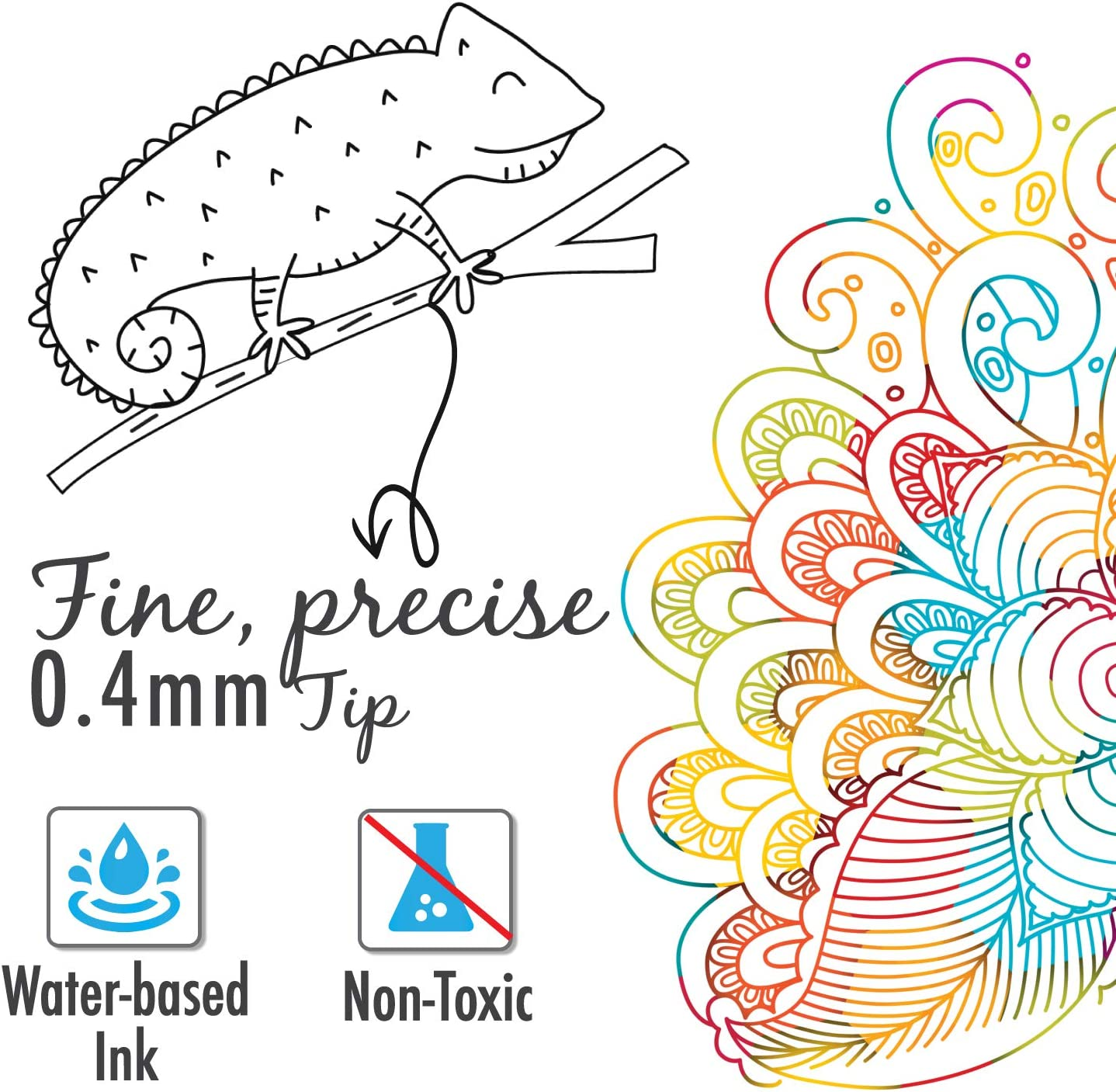 Climbing Kitten Decorative Parete Etichetta for Interruttore spina Copre by Inspired Walls/®