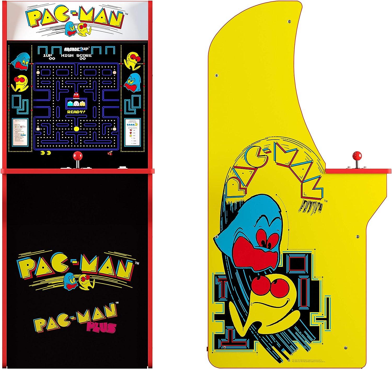 Máquina Arcade Retro Pac-Man, 1Up