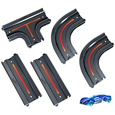 Hot Wheels City Track Pack Bundle: Toys & Games