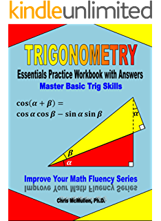 Trigonometry 11th edition margaret l lial john hornsby david i trigonometry essentials practice workbook with answers master basic trig skills improve your math fluency fandeluxe Gallery
