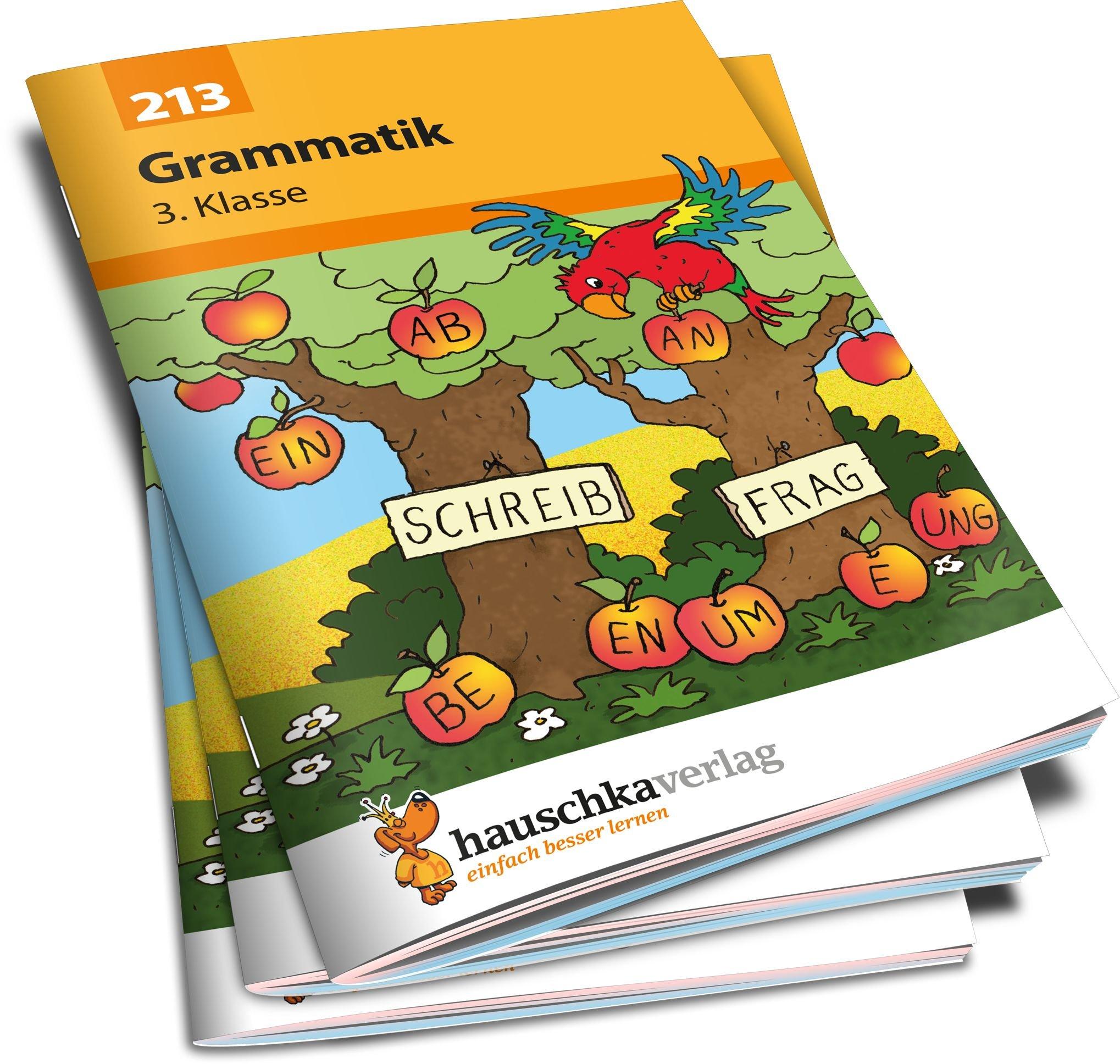 Grammatik 3. Klasse (Deutsch: Grammatik, Band 213): Amazon.de ...