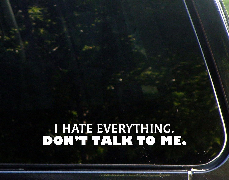 国産品 I Hate EverythingないTalk B079BD5YTG to Me 4 ( to 8 – 3/ 4