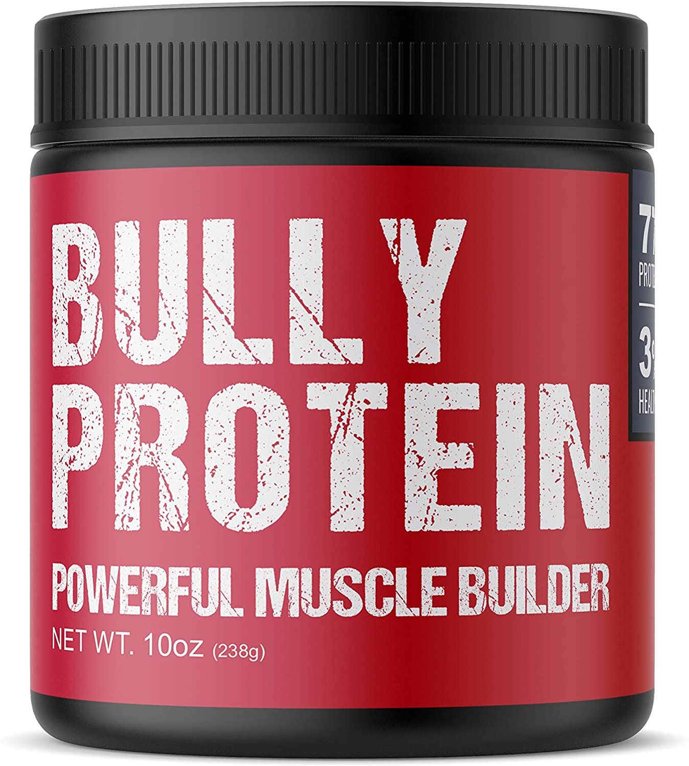 PetExcellent Bully Muscle Builder   Dog Protein Powder   Weight Gainer for Your Bully, Pitbull, Frenchies, or More   283g 60 Servings 30 Day Supply