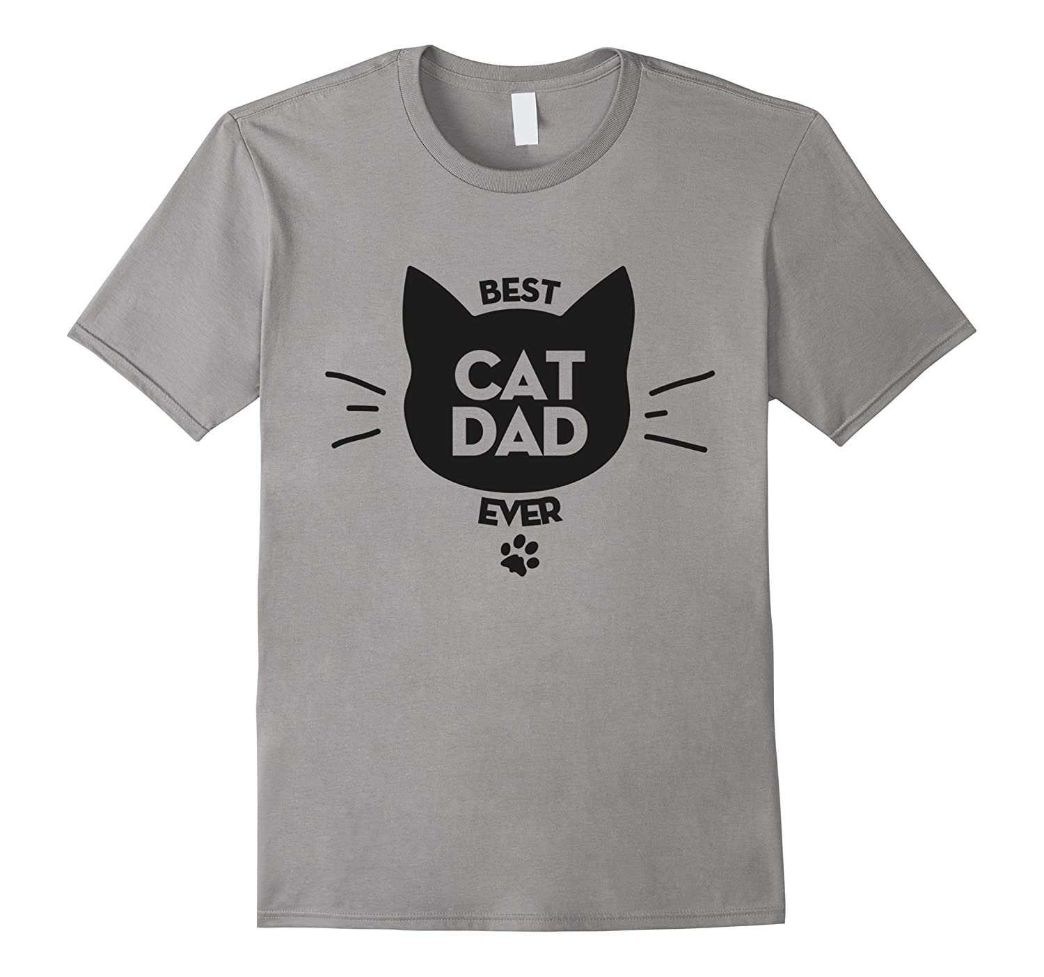 Best Cat Dad Ever Tshirt-Awesome Dad Funny Father Day TShirt- TPT