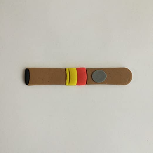 Cigar 101 Cookie Cutter Set