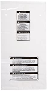 GE APPLIANCE PARTS WC60X10005 Compactor Bags - Box of 15 In. Heavy Duty Square Compactor Bags For GE Trash Compactors