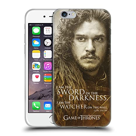 coque iphone 6 jon snow