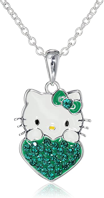NICE! HELLO KITTY NECKLACE OR PENDANT BOXES SANRIO LICENSED BRAND NEW! 2 TWO