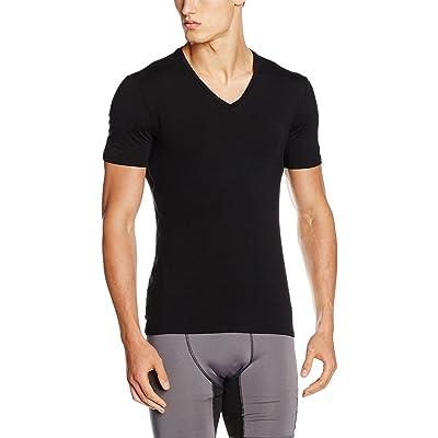 Icebreaker Mens Anatomica Ss V T-Shirt Homme