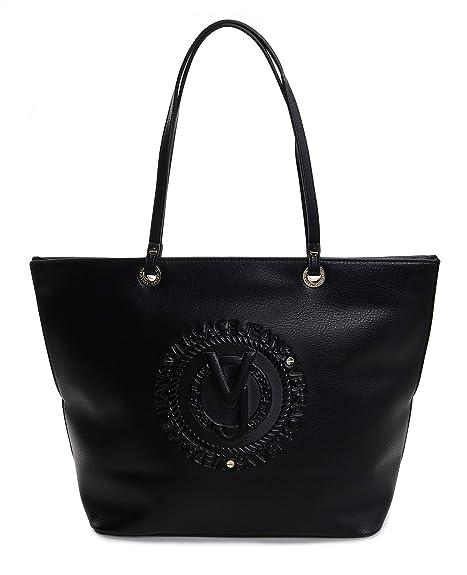 034740bc9c Versace Jeans BORSE E1VSBBX170828899 LINEA X DIS. 1 NERO 899: Amazon.it:  Scarpe e borse