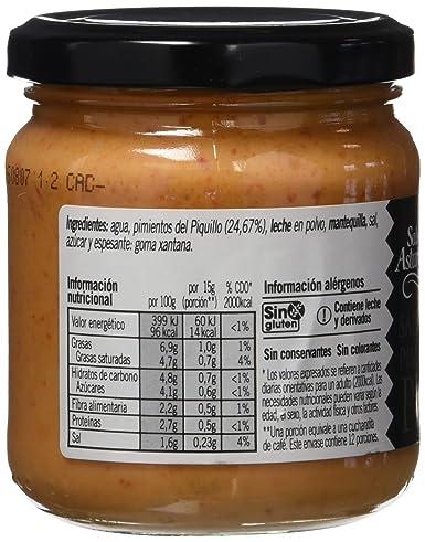 Salsas Asturianas Salsa de Pimientos de Piquillo - 190 gr - [Pack de 6]: Amazon.es: Alimentación y bebidas