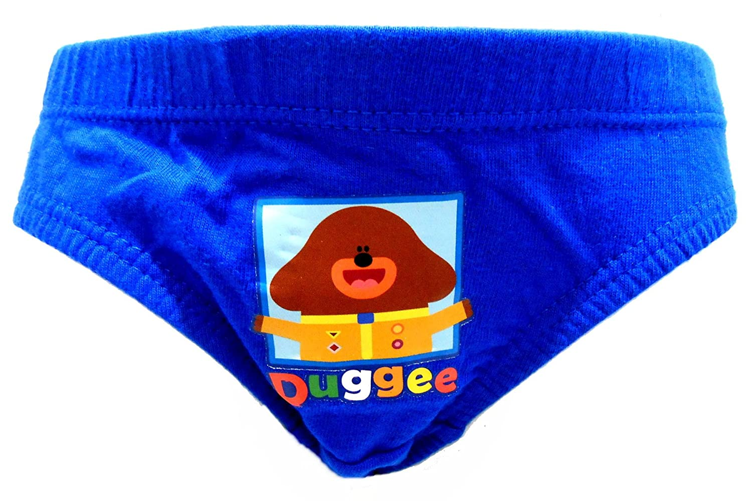 Hey Duggee Well Done Boys 6 Pack Briefs Underpants