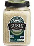 RiceSelect Sushi Rice, 32-Ounce (Pack of 4)