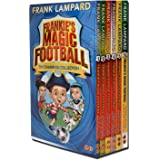 Frankies Magic Football Series 1- 6 Books Collection Set by Frank Lampard (Book 1-6)