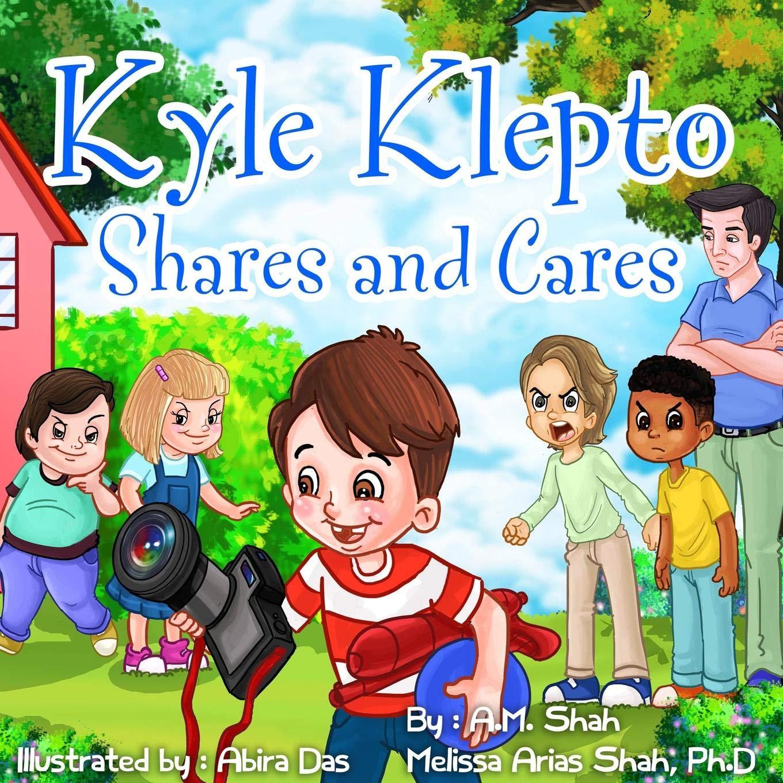 Download Kyle Klepto Shares and Cares pdf epub