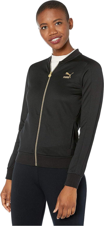 PUMA Womens No 1 Logo Track Jacket