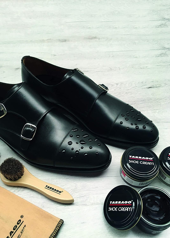 Tarrago | Basic Shoe Cream 50 ml | Crema Protectora para Calzado de Cuero