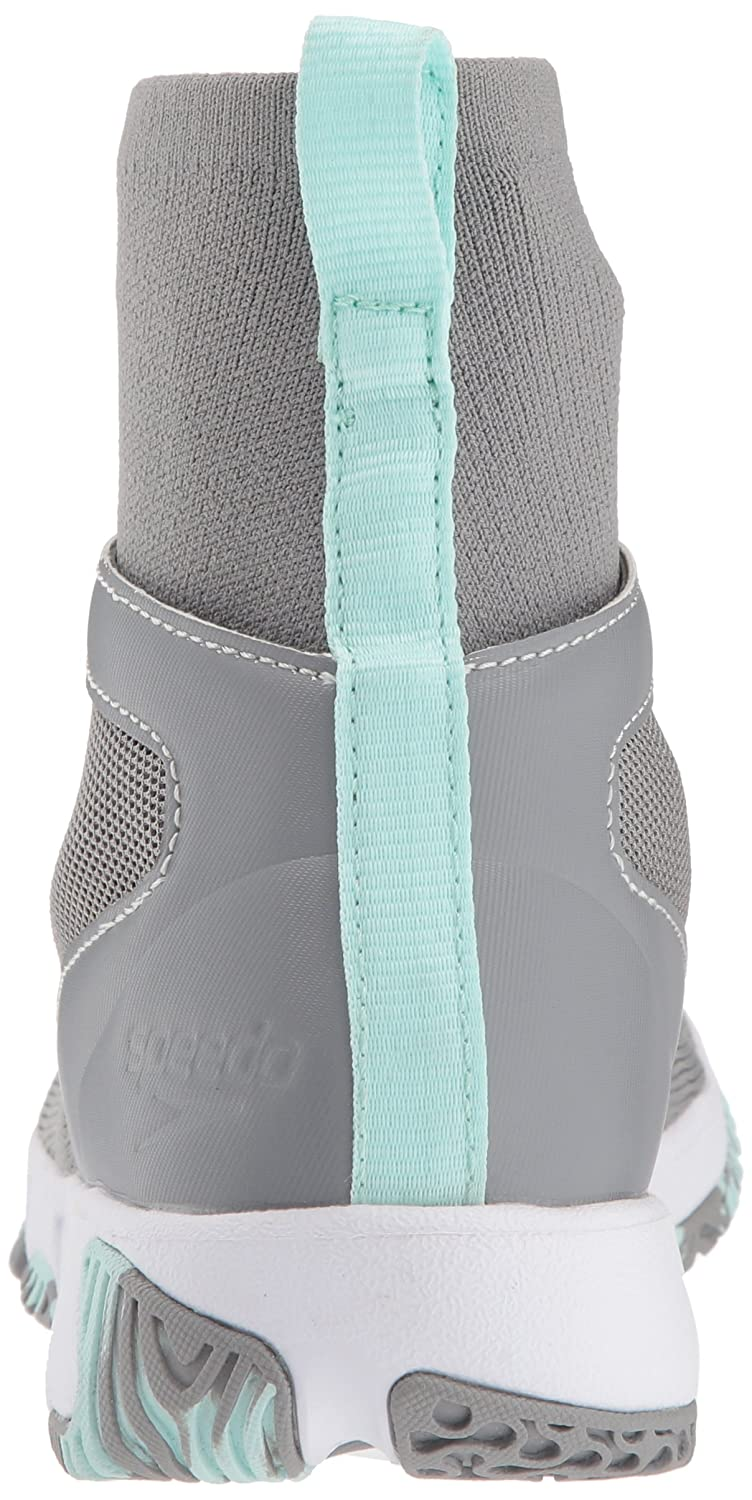 Speedo Womens Hydroforce XT Fitness Water Shoes Heather Grey 9H C//D US 7749137