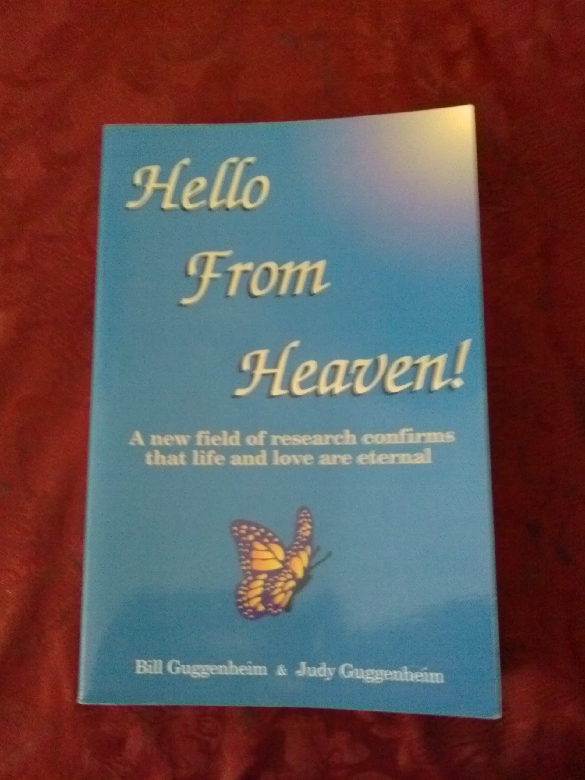 Hello heaven research confirms eternal product image