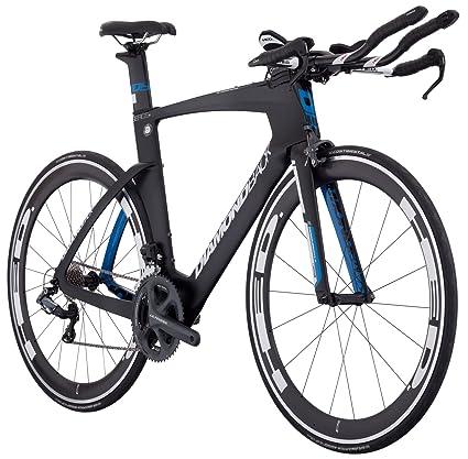 Amazon.com : Diamondback Bicycles Serios F Triathlon/Time Trial Bike ...