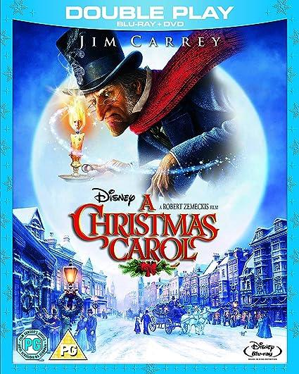 A Christmas Carol [Reino Unido] [Blu-ray]: Amazon.es: Christmas ...