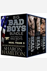 Big Bad Boys Bundle, Bad Boys of SEAL Team 3: Bad Boys of SEAL Team 3 Kindle Edition
