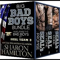Big Bad Boys Bundle, Bad Boys of SEAL Team 3: Bad Boys of SEAL Team 3 (English Edition)