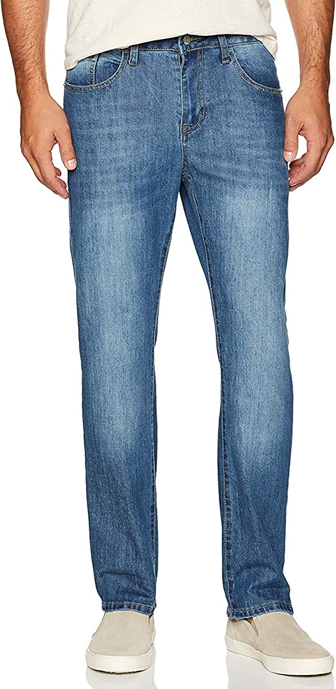 offer discounts really comfortable official shop Izod Men's Jeans: Amazon.co.uk: Clothing