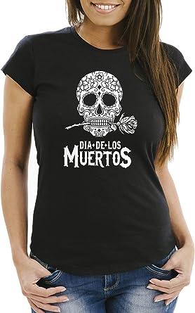 t-shirt tête de mort femme 13