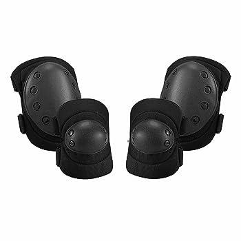 Diamond Talk Military Tactical Knee Pad Elbow Pad Set