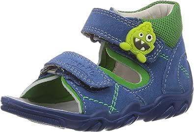 Superfit Rocky - Zapatos Primeros Pasos de Piel para niño