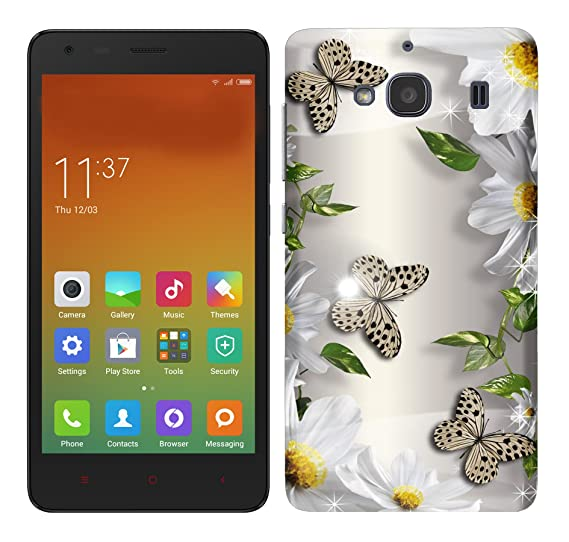 size 40 31500 136ef Wow 3D Printed Designer Mobile Case Back Cover for Xiaomi Redmi 2/Redmi 2  Prime/Redmi 2S